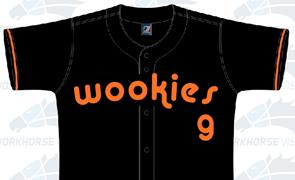 Nor Gwyn Wookies Jersey